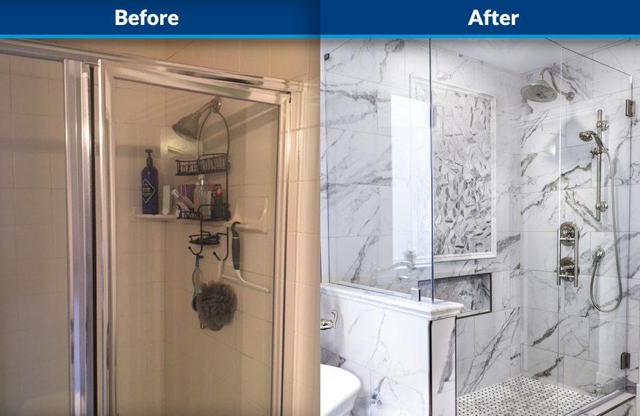 bathroom remodeling nashville before and after