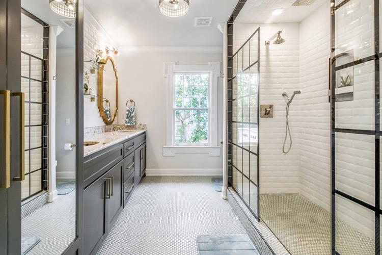 master bathroom remodelers nashville shower image